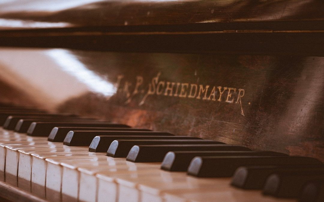 What can piano lessons teach you about life?